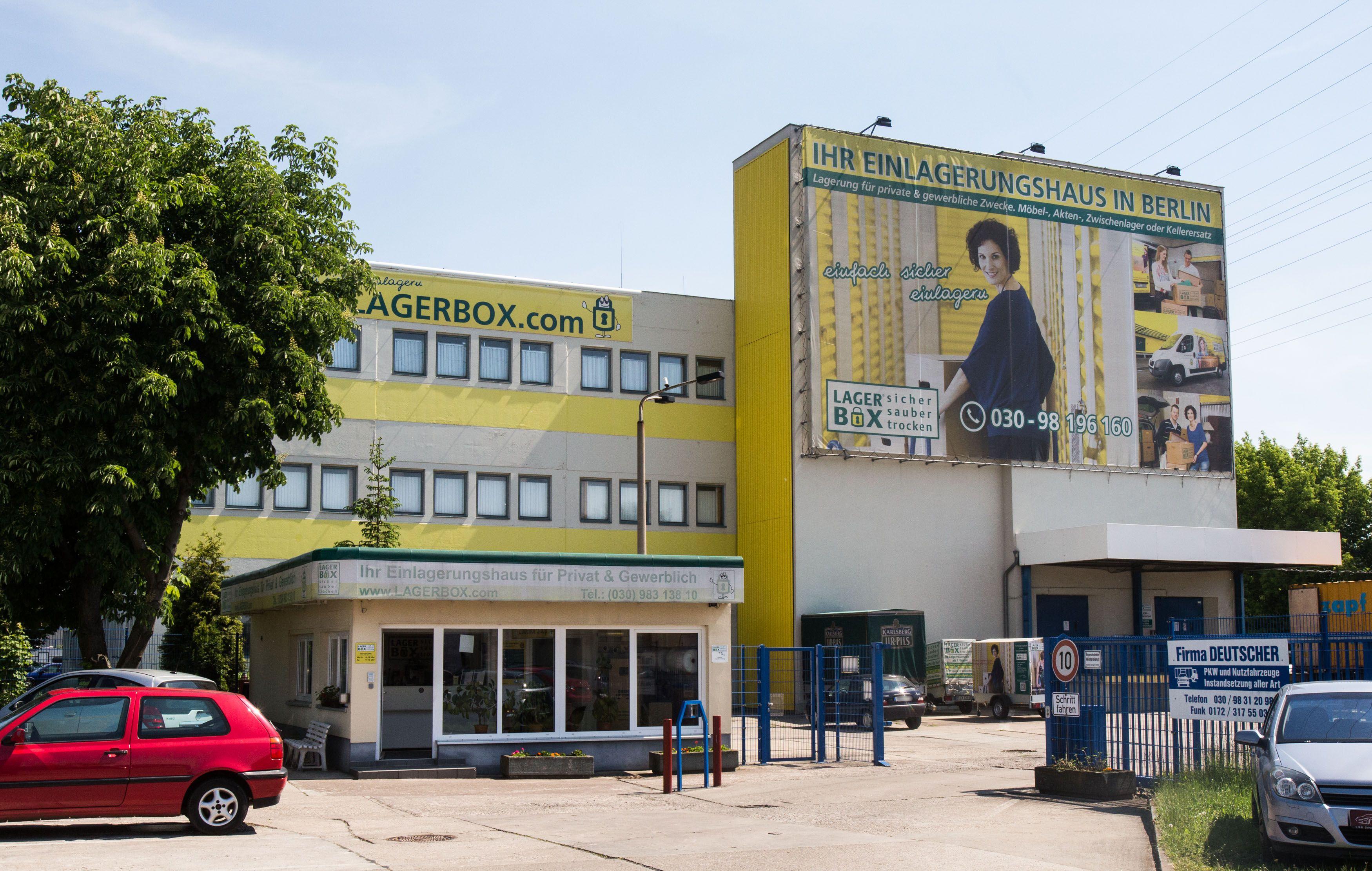Selfstorage Lagerraum mieten bei LAGERBOX Berlin Hohenschönhausen ...