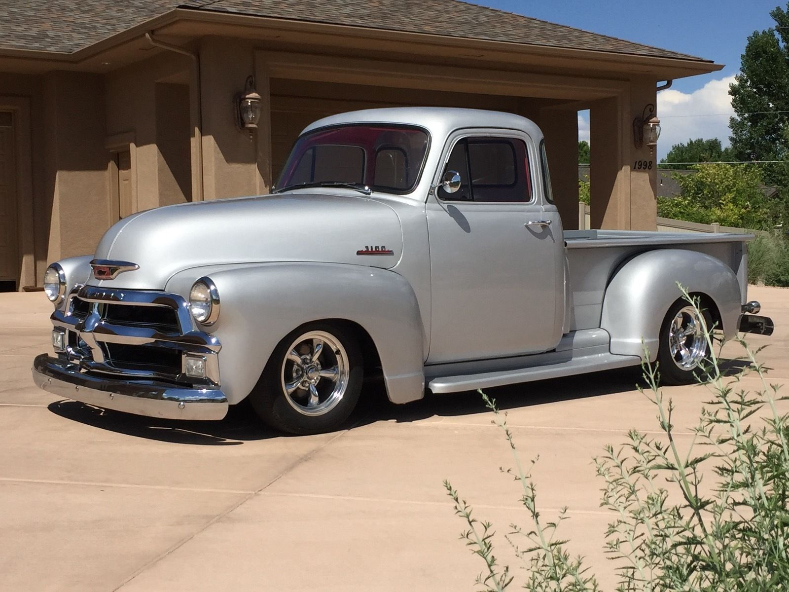 Chevrolet: Other Pickups 3100 1954 chevy truck | CHEVROLET ...