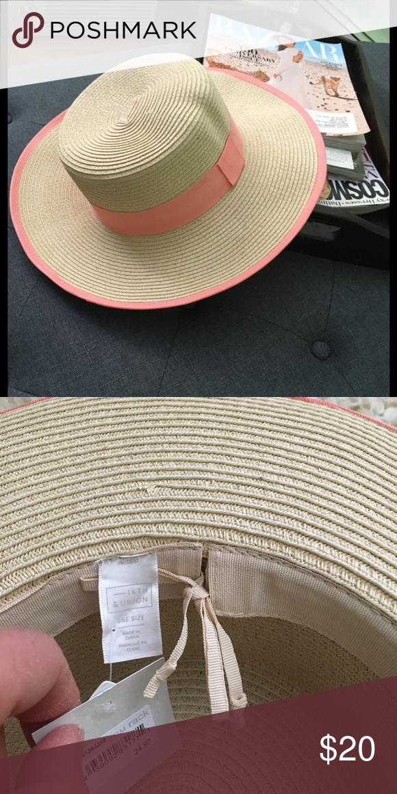 14th Union Hat Summer Hats Women Accessories Hats Hats