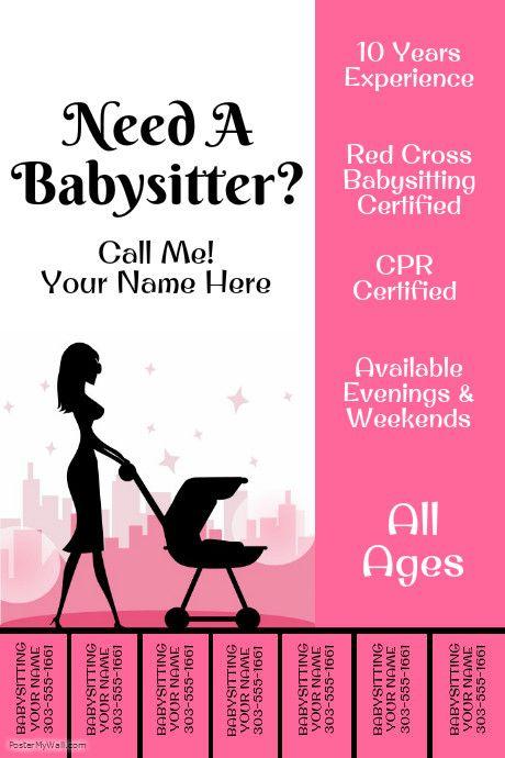 babysitting jobs for tweens