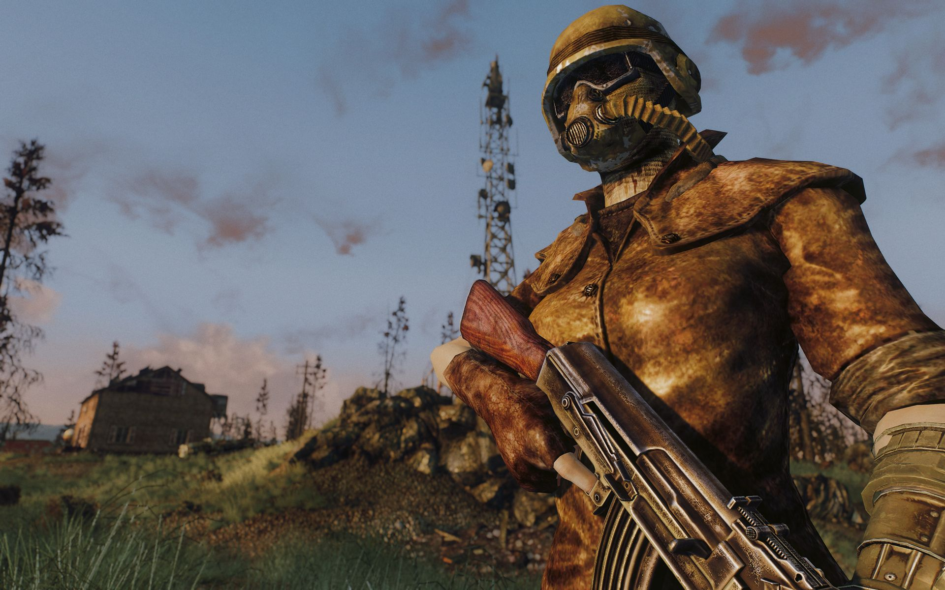 Realism Enb 0 237 At Fallout3 Nexus Mods And Community Fallout 3 Mod Realism
