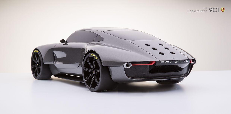 Porsche 901 Retro Concept