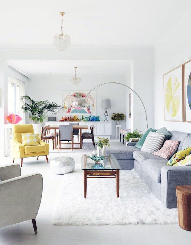 10 Colourful Scandinavian Living Room Inspirations Living Room Scandinavian Modern Scandinavian Living Room Yellow Living Room Living room living room