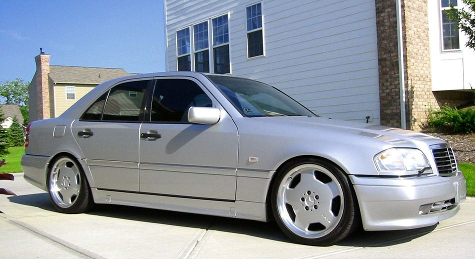 W202 Amg Merc Benz Mercedes Benz Mercedes C280