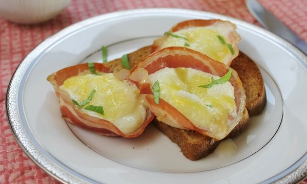 Pancetta Egg Cups Italian Breakfast Recipe So Delicious AdeaEverday