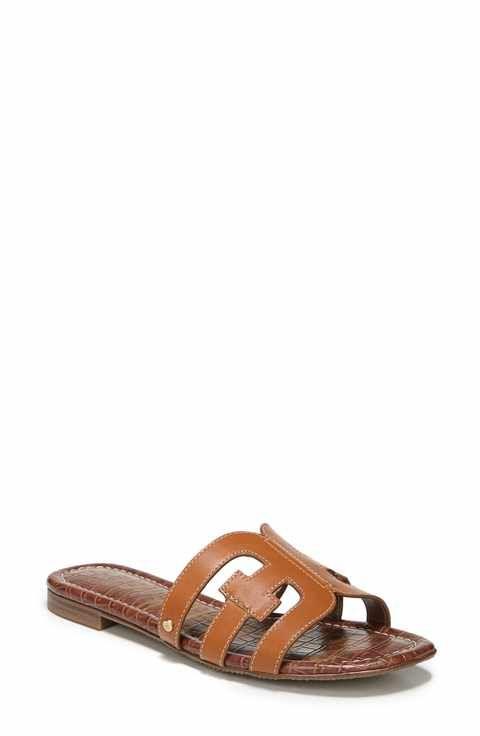 ed79773a7 Sam Edelman Bay Cutout Slide Sandal (Women)