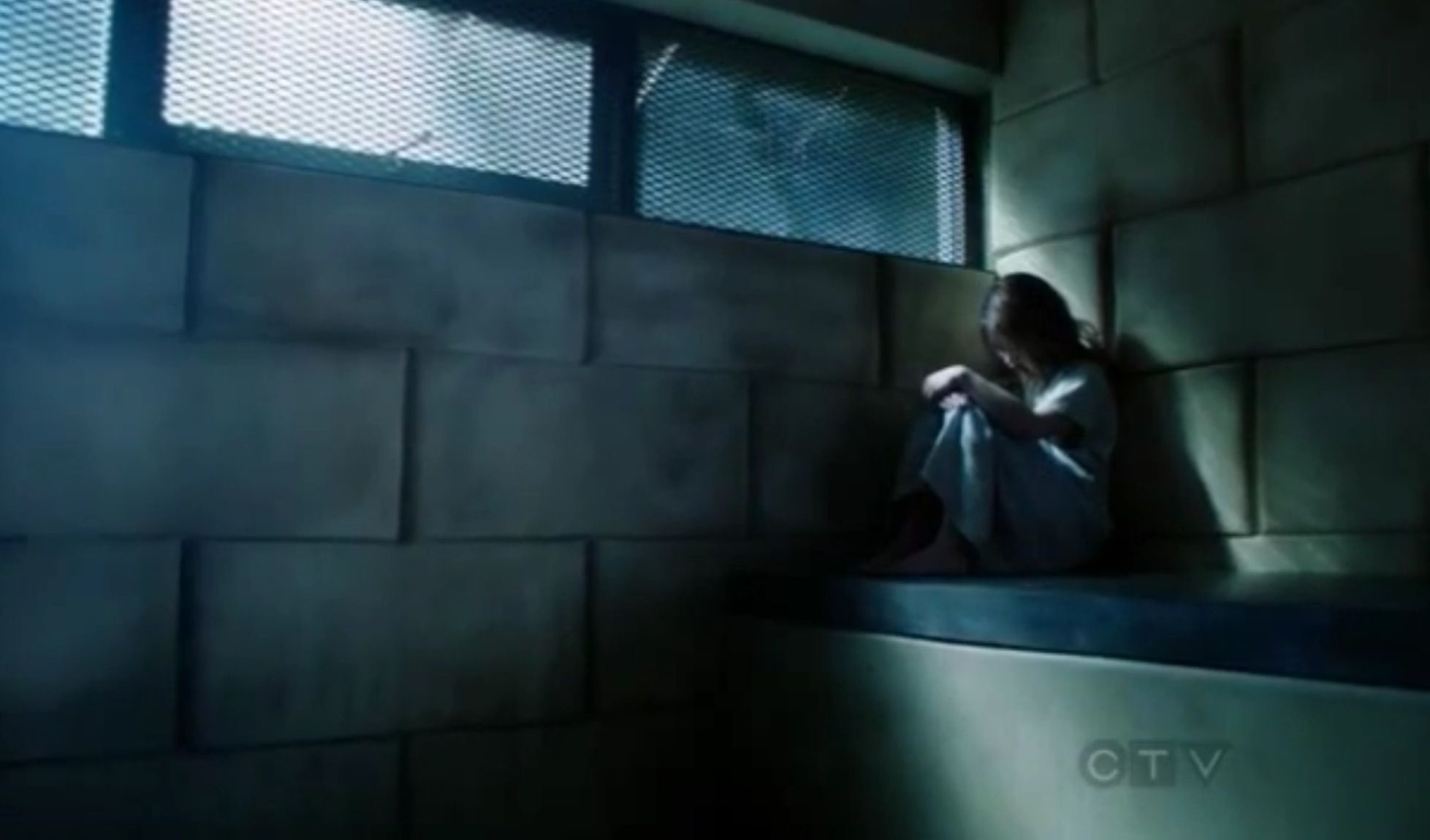 Belle Locked Up By Regina In The Basement Of The Hospital