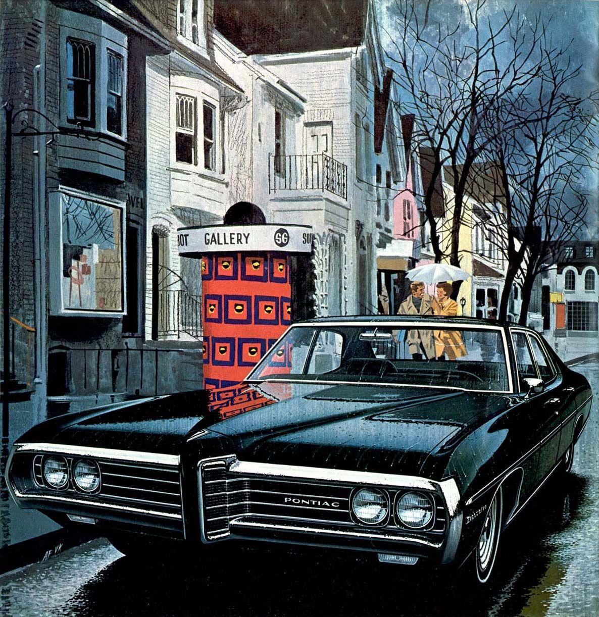 1969 Pontiac Executive 4-Door Sedan - \'Toronto\': Art Fitzpatrick ...