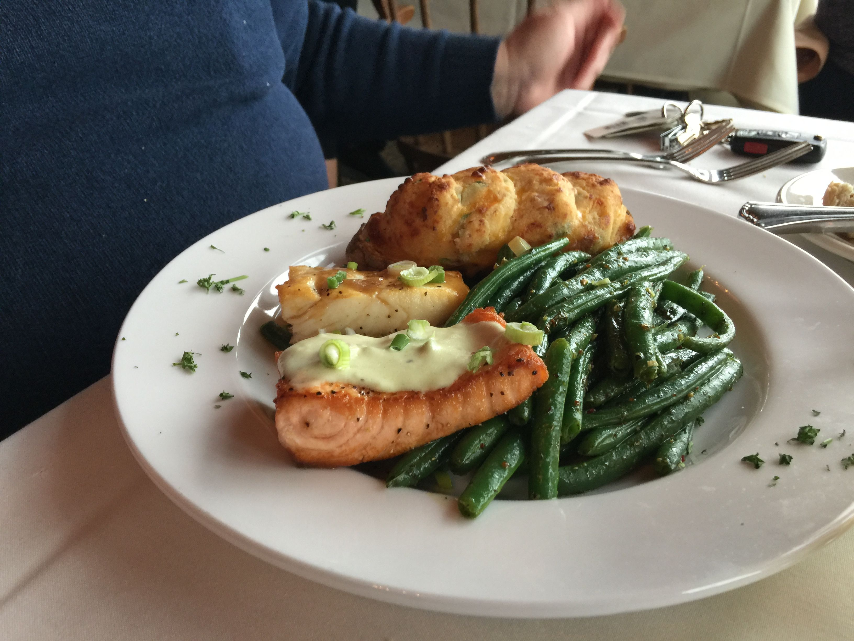 Seafood duo Supper Clubs Pinterest