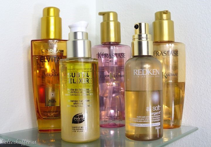 Hair oil products...worth it?