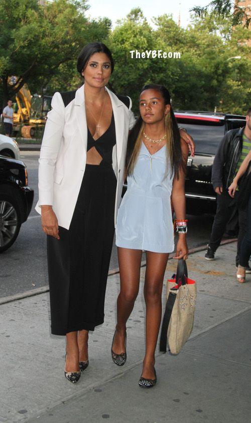 Designer Rachel Roy and her fab daughter, Ava Dash   My