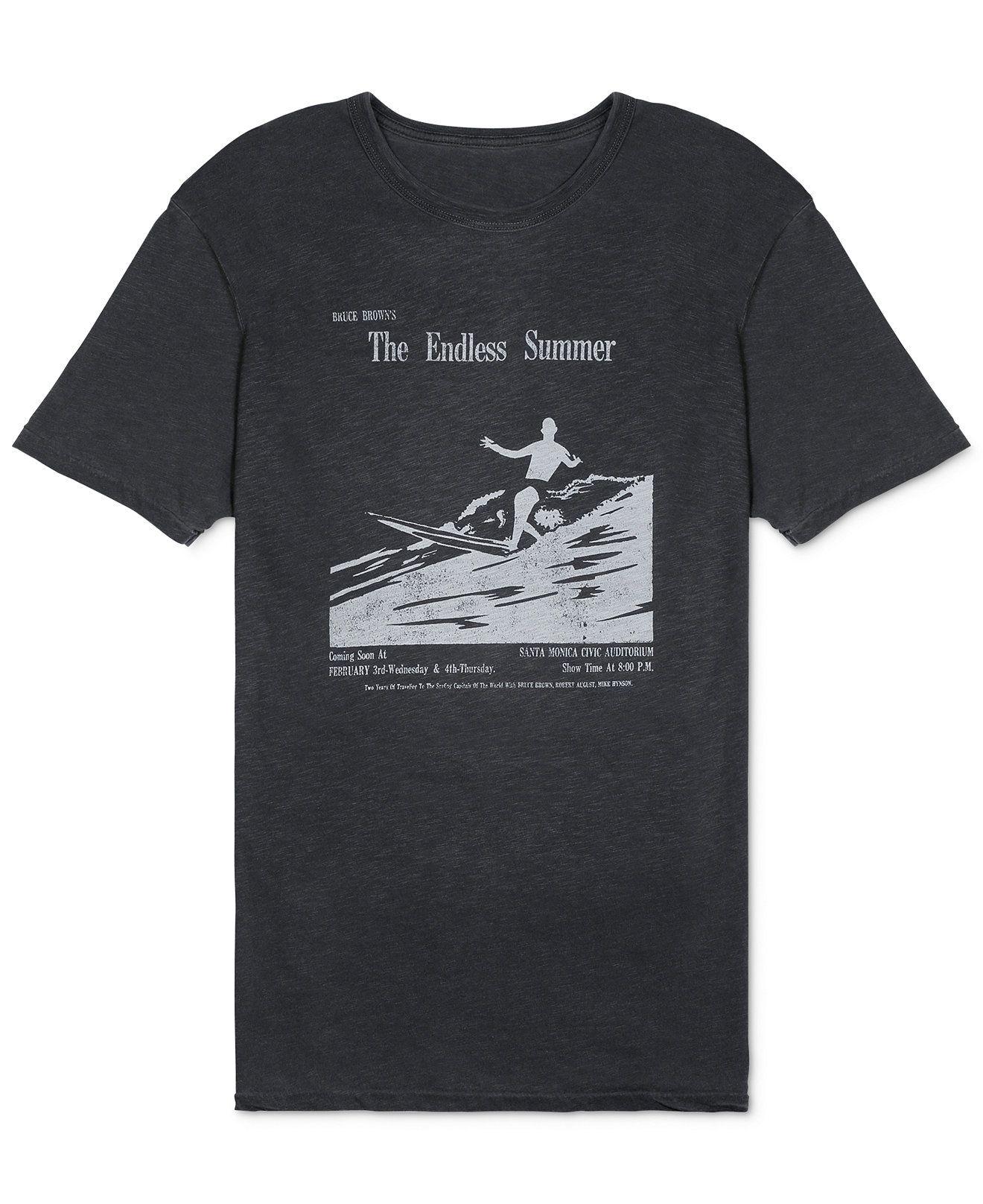 Lucky Brand Endless Summer T-Shirt - T-Shirts - Men - Macy's