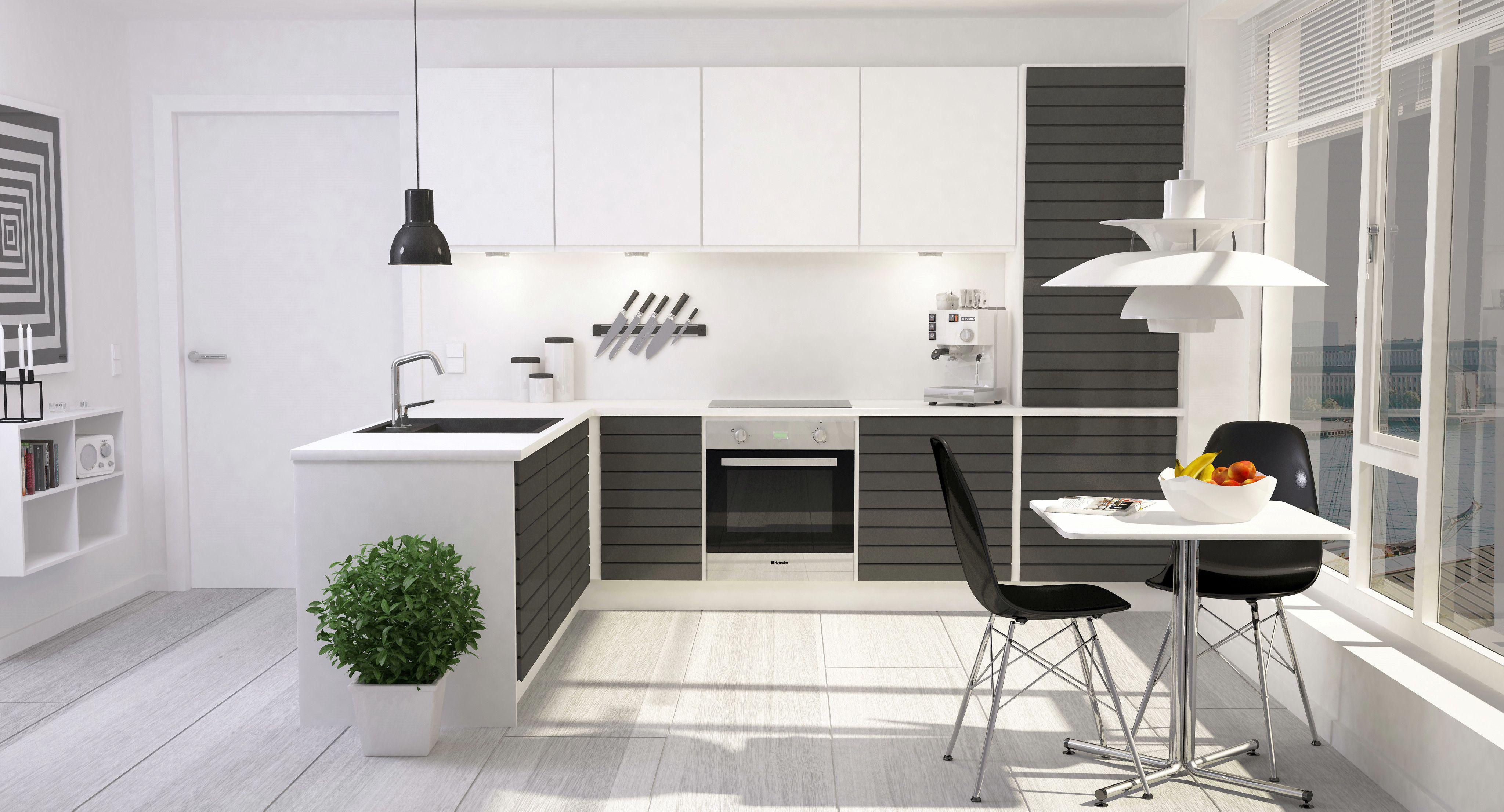 Semplici idee di interior design per la cucina la migliore luce