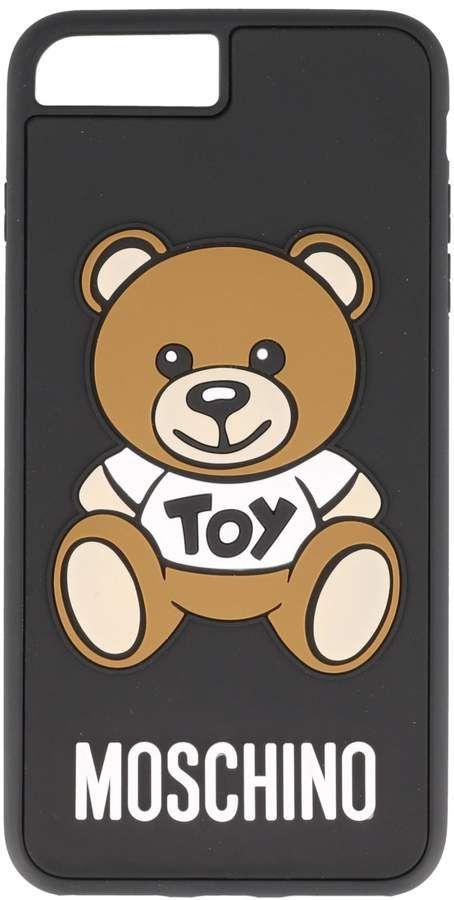 3e79dda93a5f Moschino Iphone 7+/8+ Teddy Bear Case in 2019 | Products | Bear toy ...