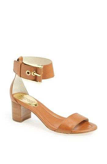 948d5a00858 MICHAEL Michael Kors  Calder  Open Toe Sandal available at  Nordstrom