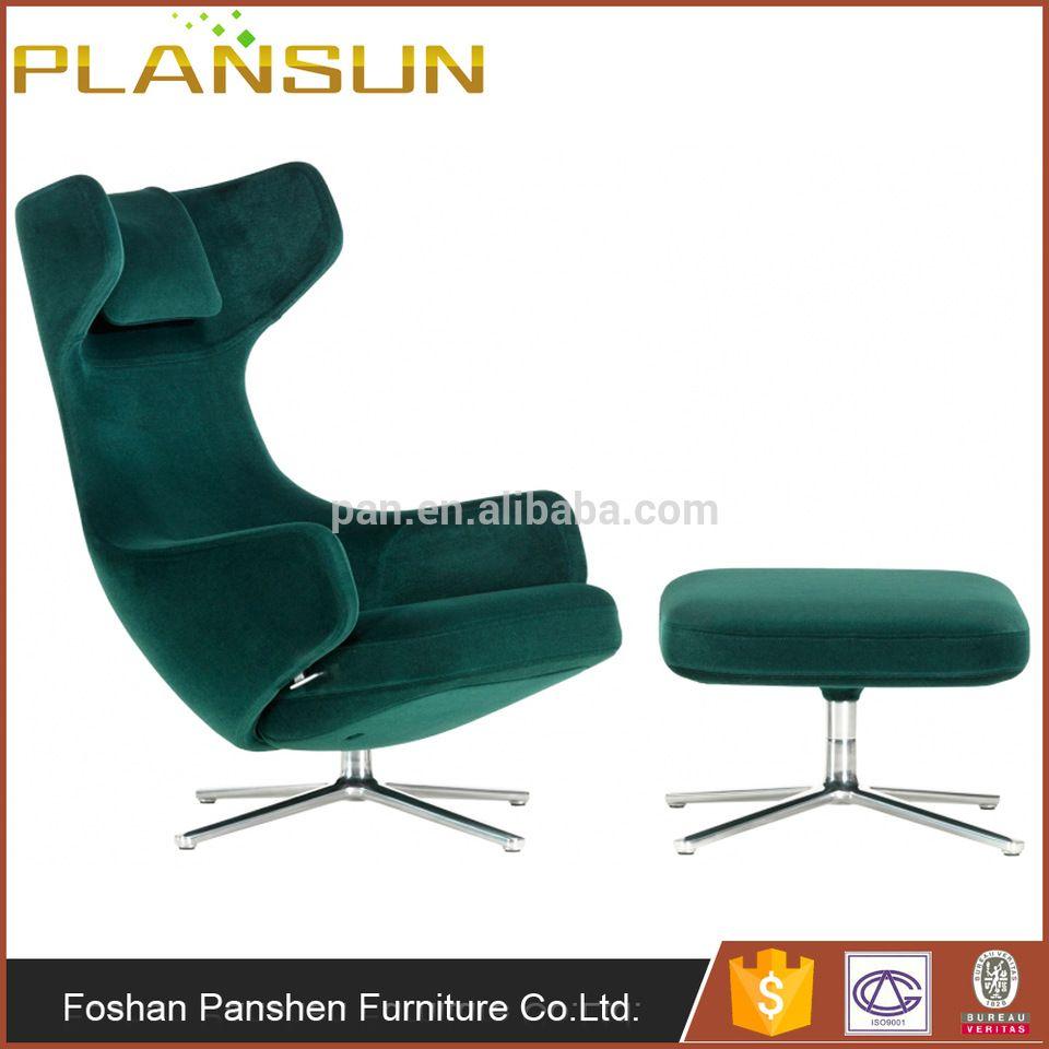 Poltrona Grand Repos Vitra.Original Replica Furniture Limited Edition Antonio Citterio Grand