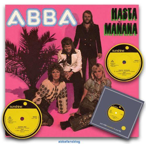 Abba Date - 8th November 1974