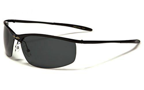 VEITHDIA Herren Polarisierte UV400 Retro Sonnenbrille Pilotenbrille Alu Fashion!