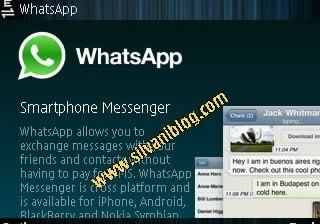 Download WhatsApp Messenger For Nokia s40 Java Phone | Mobile Apps