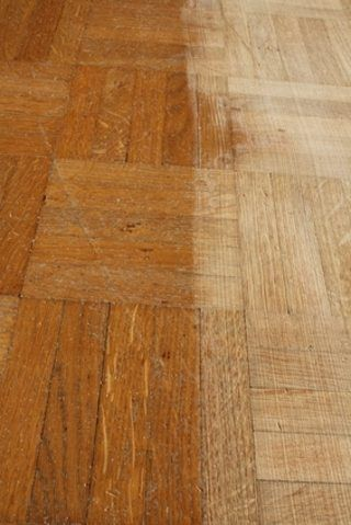 How To Refinish A Parkay Floor Wood Parquet Flooring Solid