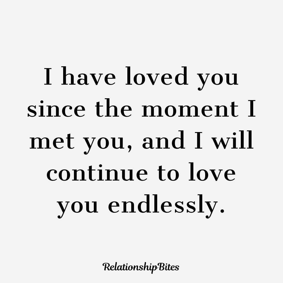 I Have Loved You Since The Love Quotes For Him Love Quotes For Him Funny Kissing You Quotes