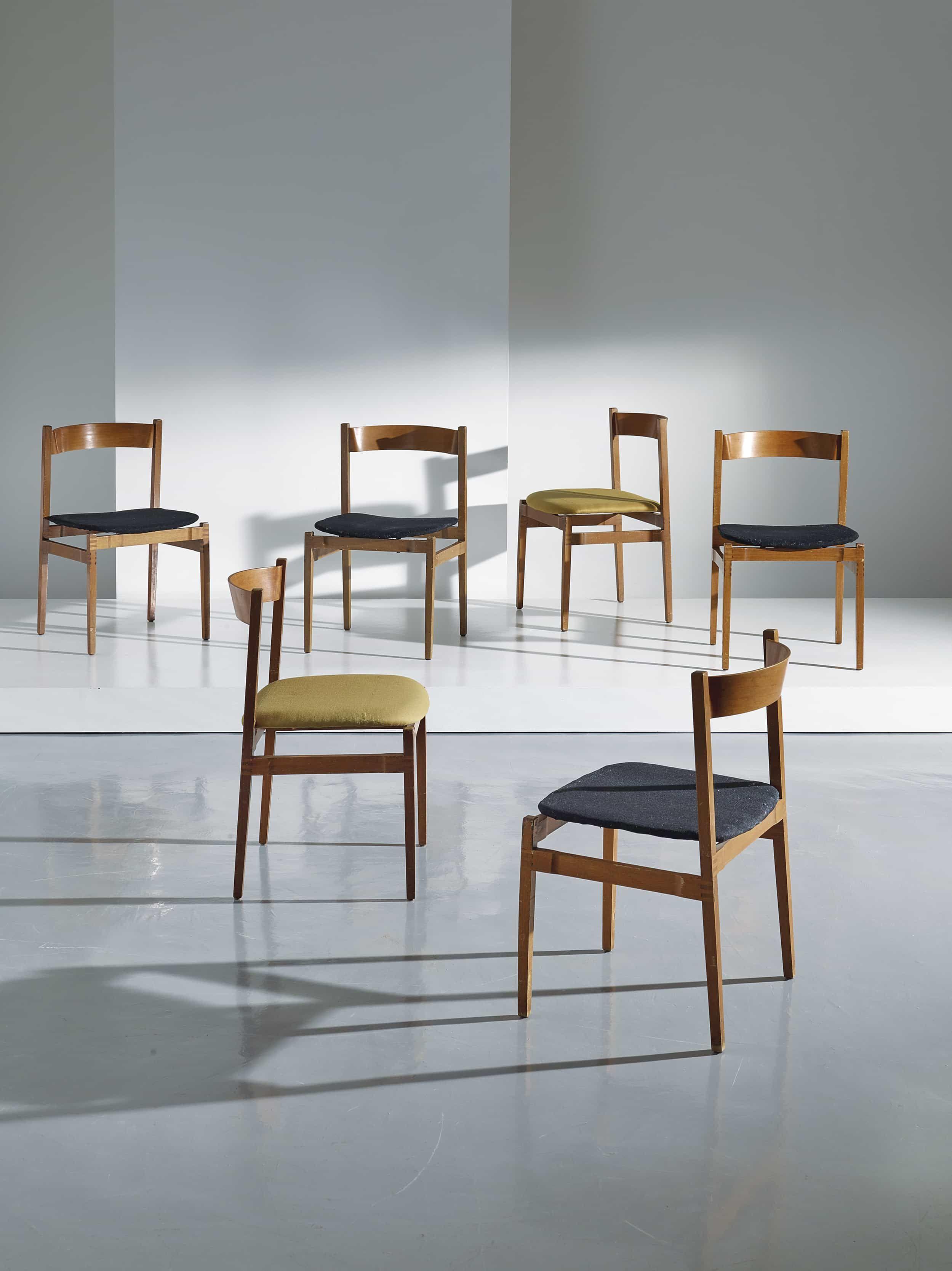 Gianfranco Frattini 101 Cassina Italy 1958 60 Mobili Sedia Per Sala Da Pranzo Sedie Moderne