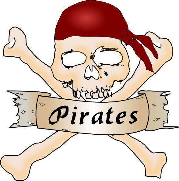 pirate images clip art pirate skull clip art vector clip art rh pinterest com pirate clipart free pirate clipart free