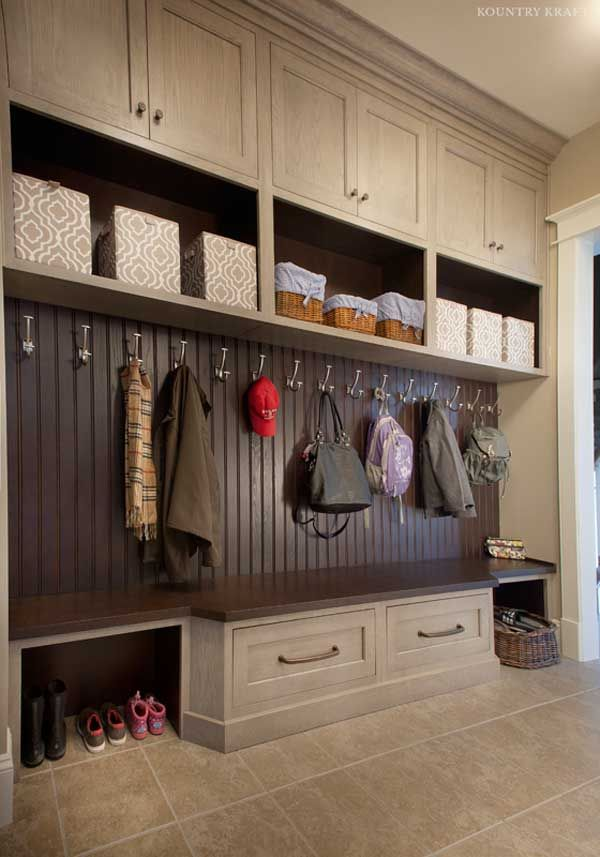 Custom Mudroom Cabinets Ellicott City Laundry Room Design House And Home Magazine