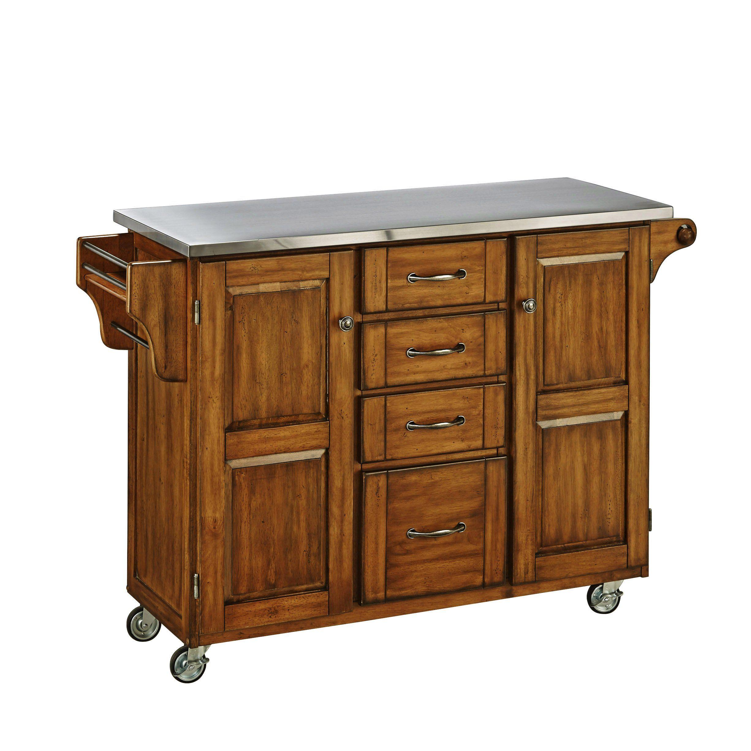 Amazon home styles createacart series cabinet