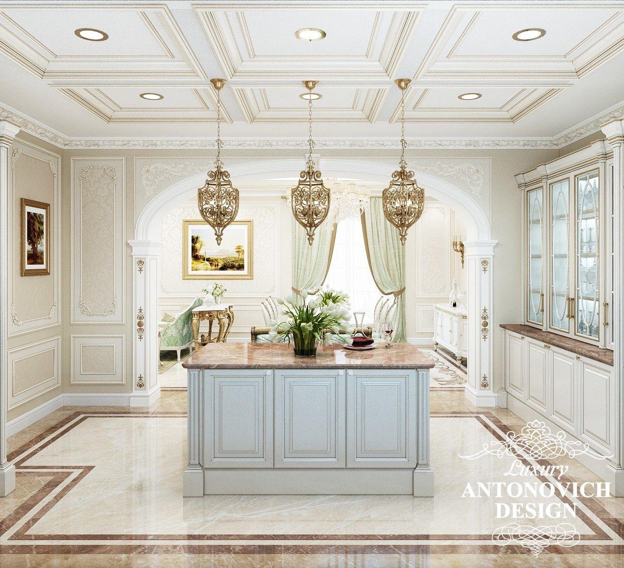 Kitchen Design Dubai: Вилла в Анталии