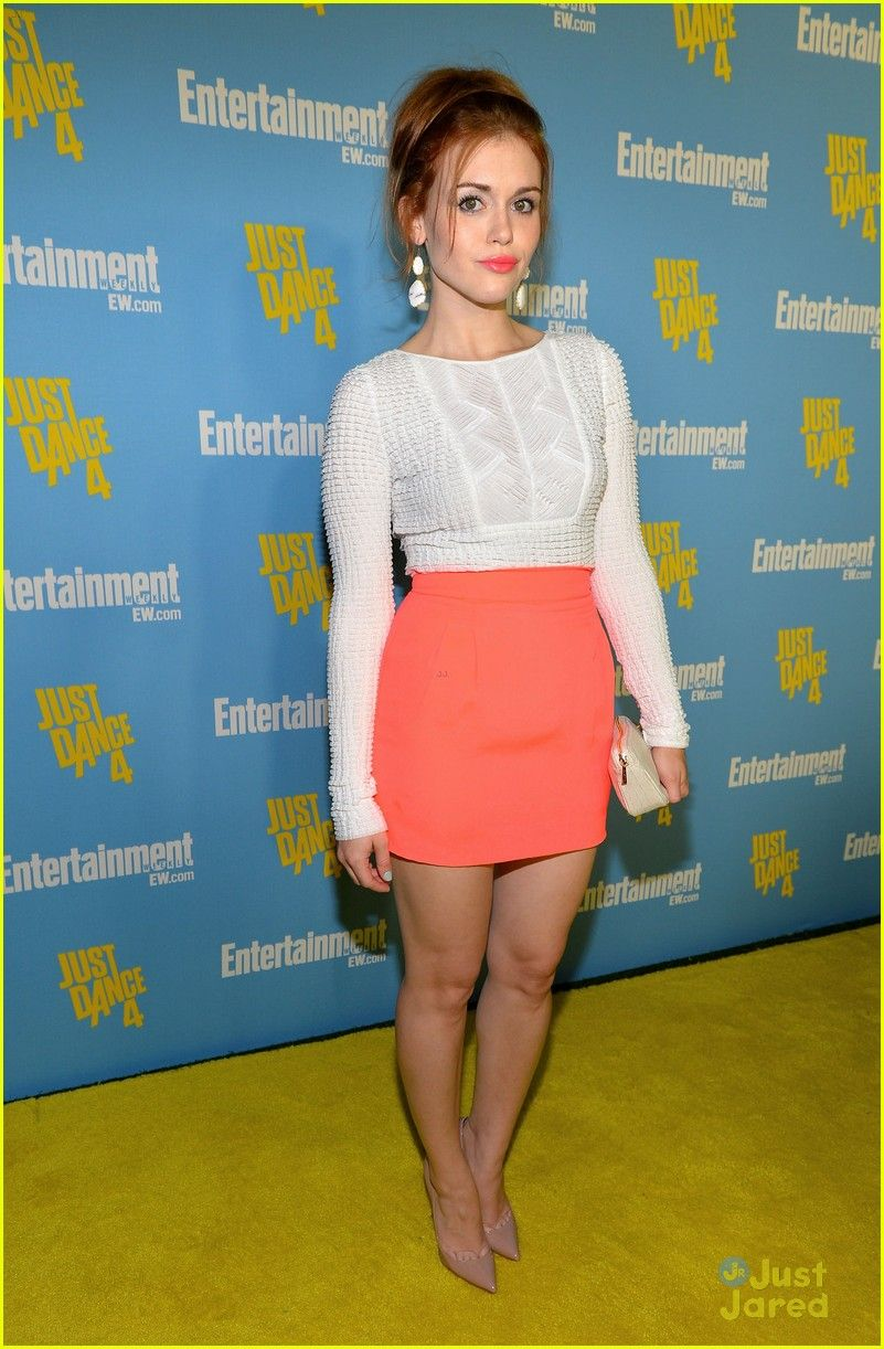 Holland Roden at Entertainment Weekly\'s Comic-Con Celebration (July ...