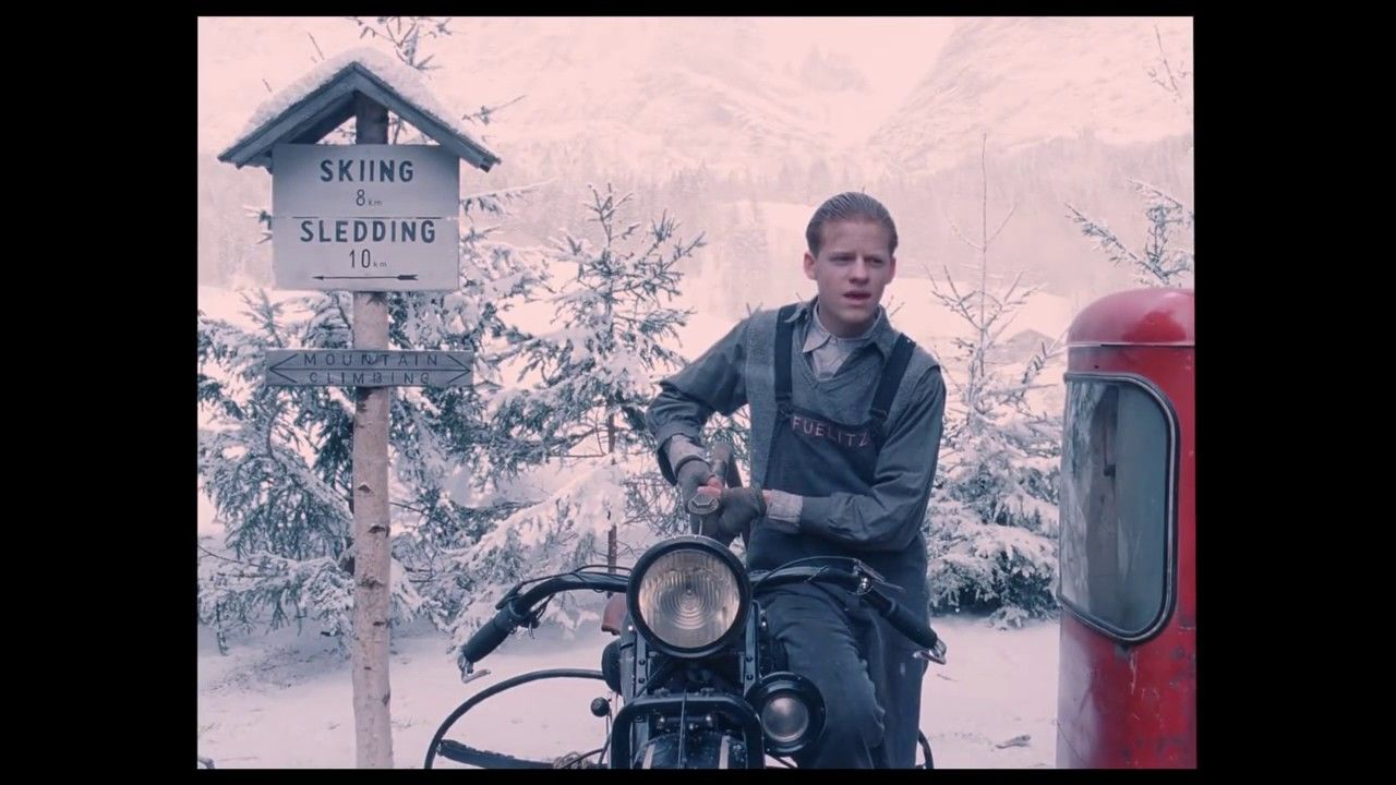 The Grand Budapest Hotel   ALL THE PAN SHOTS - YouTube