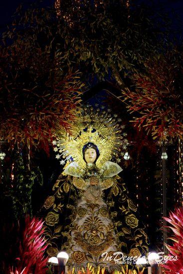 Nuestra Señora de los Dolores de Turumba  Nuestra Señora de los Dolores de Turumba (Our Lady of Sorrows of Turumba) Grand Marian Procession  Intramuros, Manila