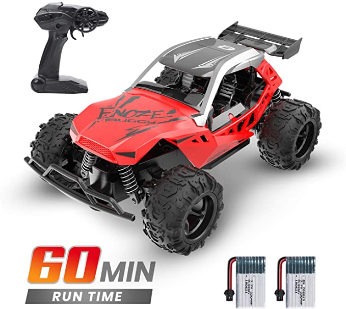 Amazon Com Deerc Remote Control Car High Speed Rc Racing Cars 20 Km H 2 4 Ghz Fast Toy Car For Kids 2 Recharge In 2020 Toy Cars For Kids Remote Control Cars Toy Car