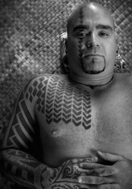 hawaiian warriors - Google Search | Hawaiian tattoo ...