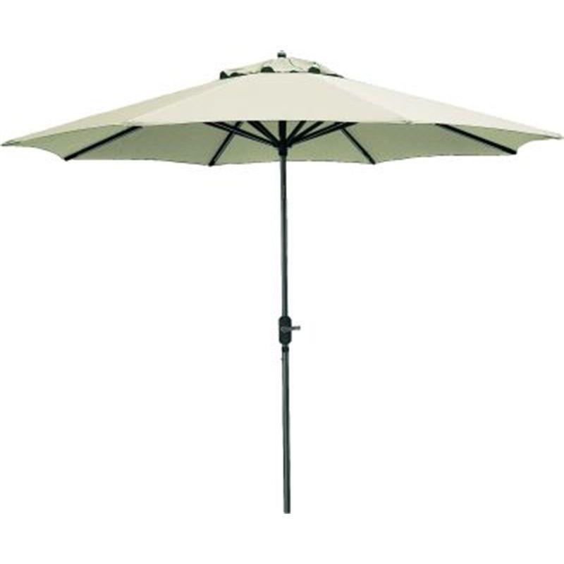 Umbrella Stand Bunnings: Mimosa 3m Aluminium Natural Market Umbrella I/N 3190140