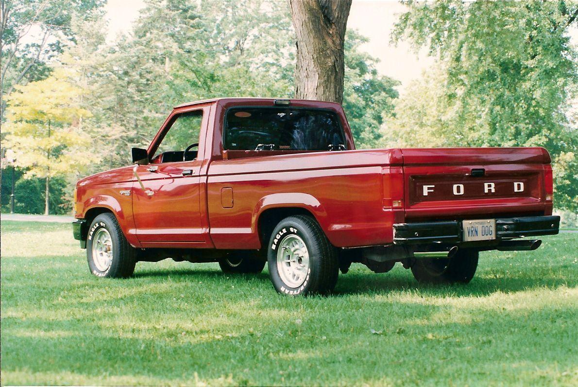 1989 ford ranger picture exterior transportation ford. Black Bedroom Furniture Sets. Home Design Ideas