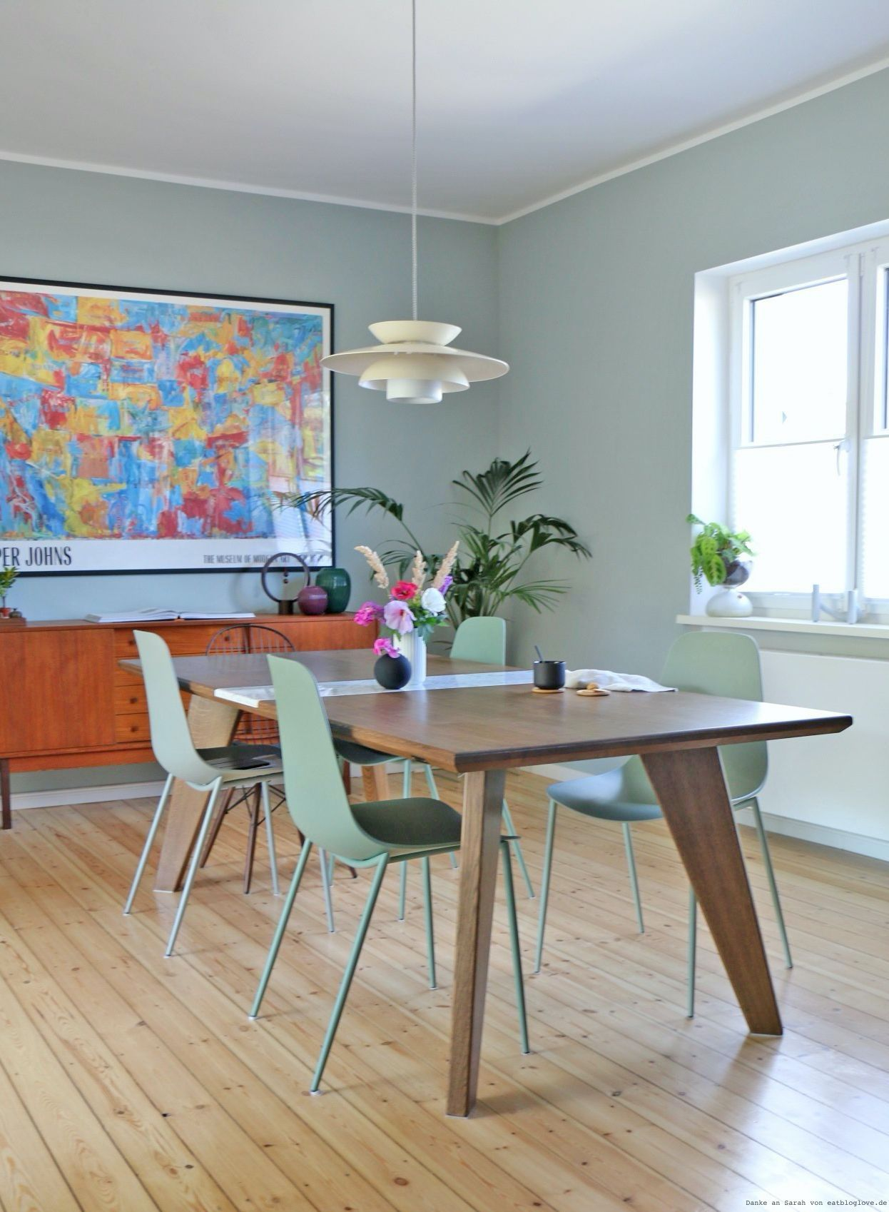 Pastellgrun Als Wandfarbe Online Bestellen Auf Www Kolorat De
