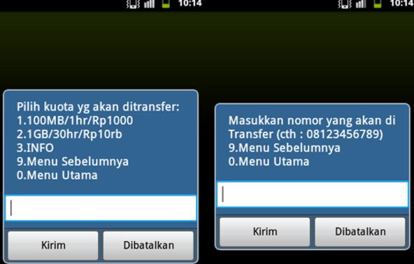 Cara Transfer Kuota Indosat Ke Nomor Lain Cute766