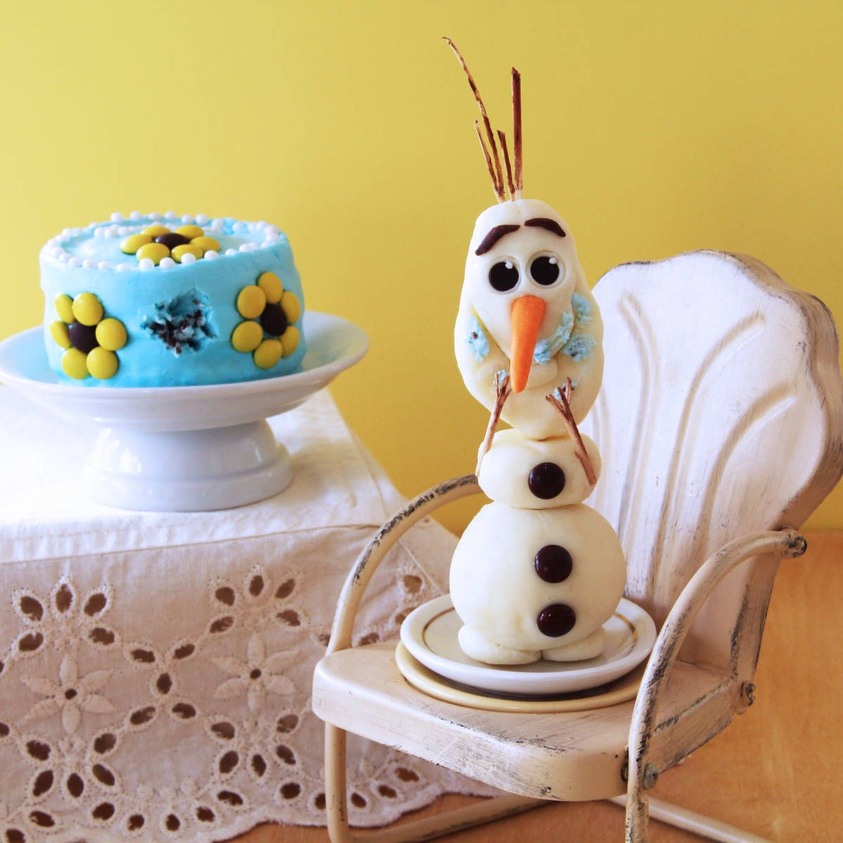 Olaf's Frozen Fever Treat