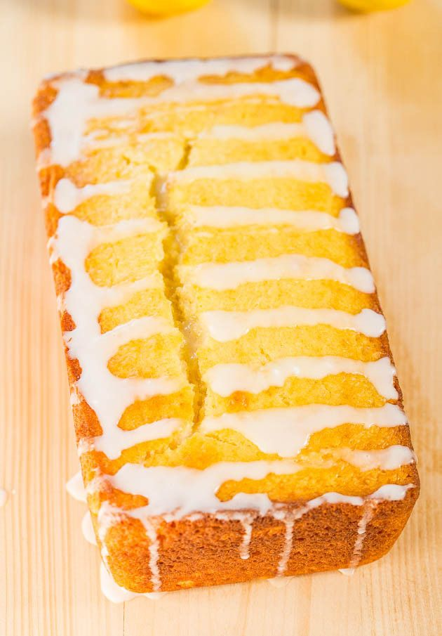Dessert Bread Recipes Loaf Pan