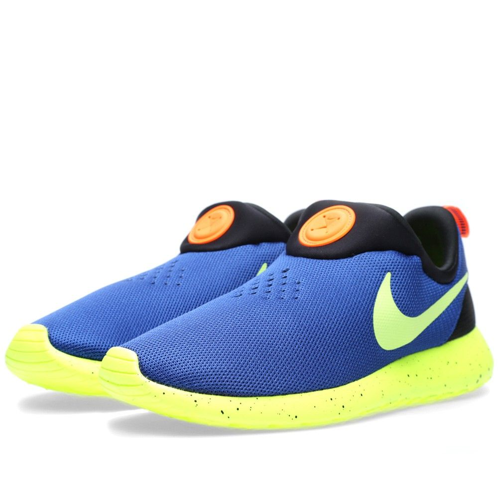 official photos be9ab b50ca Nike Rosherun Slip On City QS Rio See whats on sale from End on  Wantering.