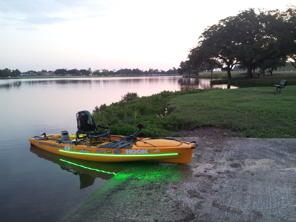 Hobie pro angler 14 rigging texas fishing forum for Angler fishing boat