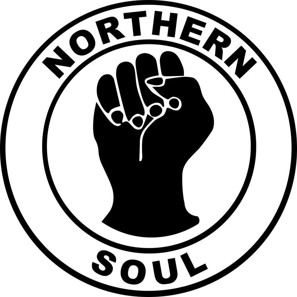 Northern Soul Wigan Casino Vinyl Decal Sticker