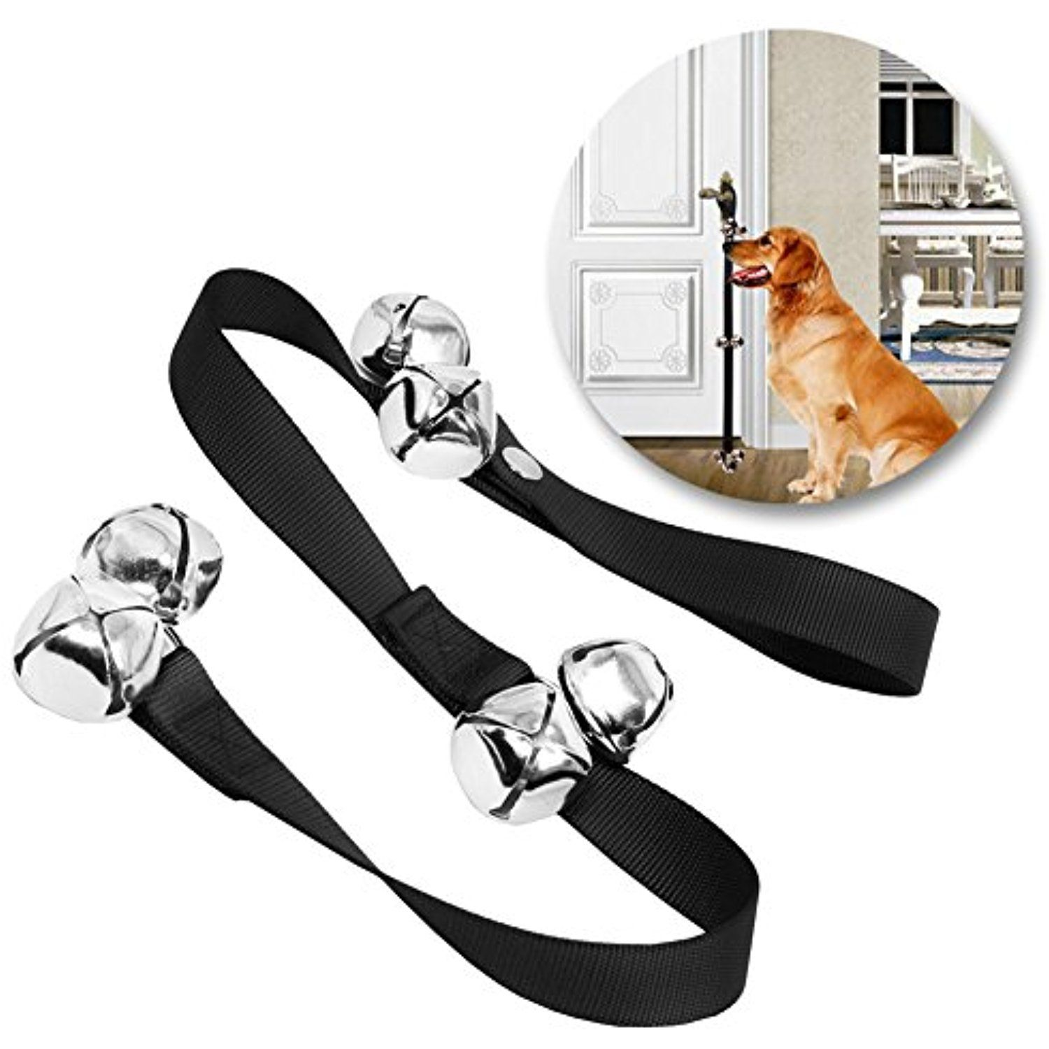 Up Dog Bell Loud Tinker Dog Doorbell For House Potty Training With