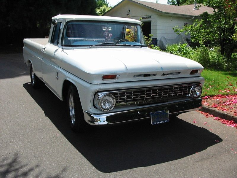 1963 Chevrolet C10 For Sale in Woodland, Washington | Old Car Online ...