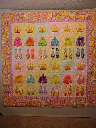 princess quilt.