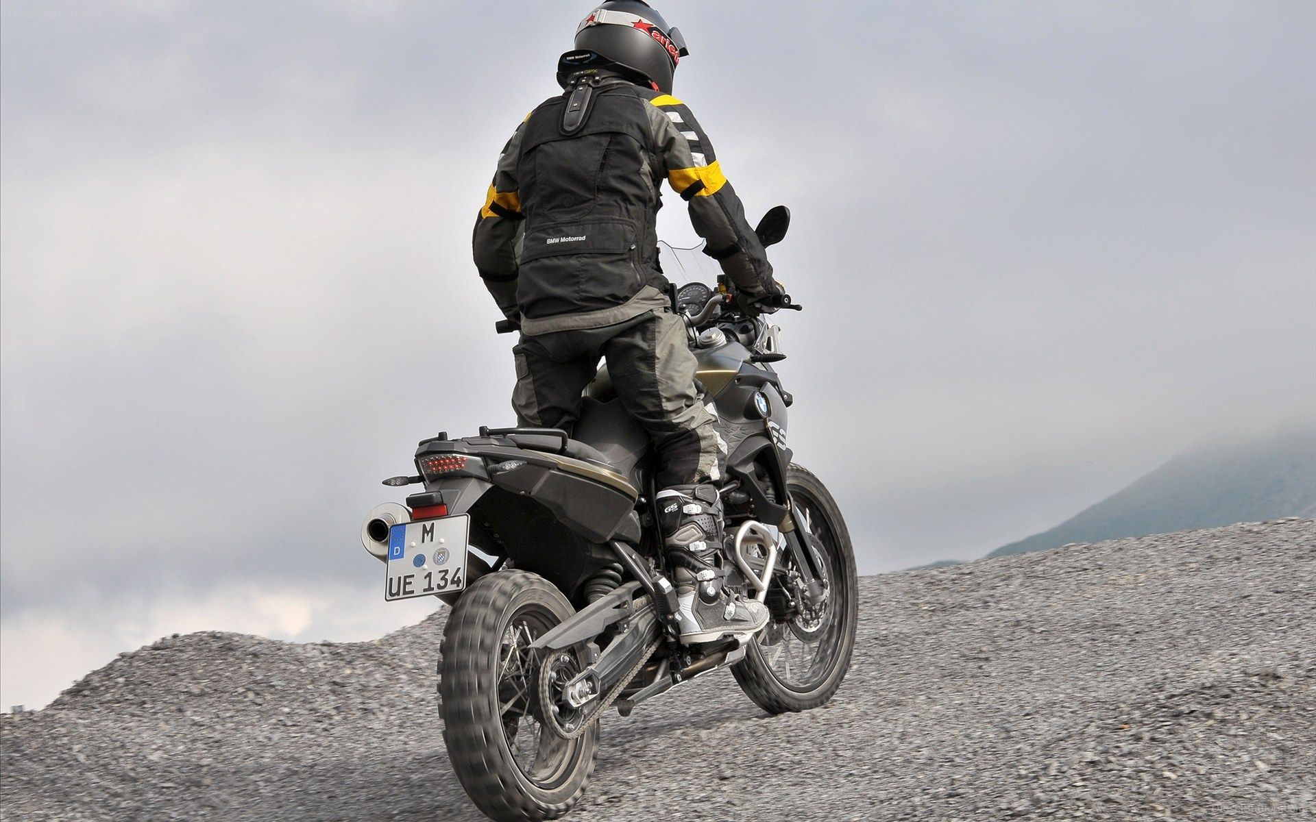 bmw f800gs desktop
