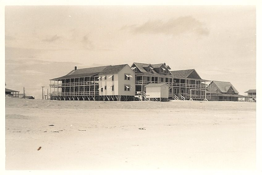 Can Anyone Identify This Hotel Obx Connection Message Board Arlington Hotel North Carolina History Obx