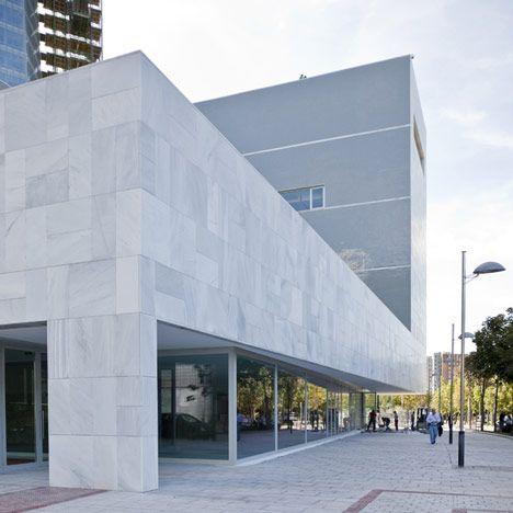 Paraninfo de la universidad del pa s vasco by lvaro siza - Arquitectura pais vasco ...
